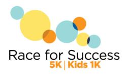 Race For Success 5k Run/Walk