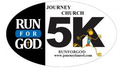 Journey Church Run/Walk For God 5K