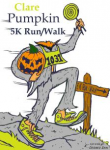 Clare Pumpkin 5K Run/Walk 2016