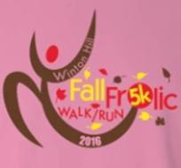 Winton Hill Fall 5K