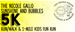 Nicole Gallo Sunshine and Bubbles 5K