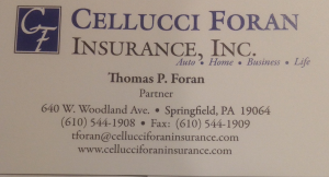 CELLUCCI FORAN Insurance, Inc