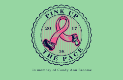 Pink Up the Pace 5k and 1 mile