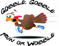 Gobble Gobble Run or Wobble 5k