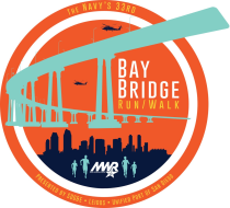The Navy's 33rd Bay Bridge Run/Walk