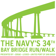 The Navy's 34th Bay Bridge Run/Walk