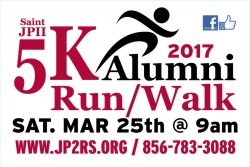 Saint John Paul II 5k Run/Walk