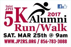 Saint John Paul II 5k Run/Walk