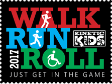 Kinetic Kids Walk. Run. Roll- 5K/10K/1Mile