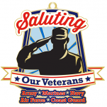 Saluting Our Veterans Virtual Run – 5k/10k/Half Marathon
