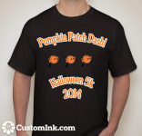 Pumpkin Patch Dash Halloween 5K race and 1 Mile Fun Walk