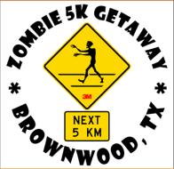 Zombie 5K Getaway!