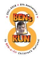 Ben's Run 2018