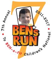 Ben's Run 2017