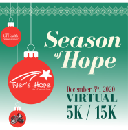 Virtual Season of Hope Run
