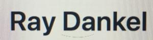 Ray Dankel