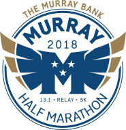 Murray Bank Murray Half Marathon/Relay plus  The McConnell Insurance 5K