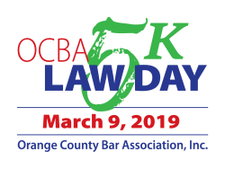 5th Annual OCBA Law Day 5K