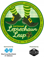 BCBS of Alabama's 2nd Annual Leprechaun Leap 5K Run/Walk Benefiting Easter Seals of the Birmingham Area Presented by Vecchia