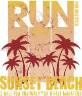 Run Sunset Beach