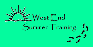 West End Summer Training