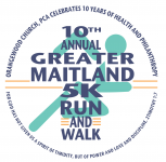 10th Annual Greater Maitland 5K