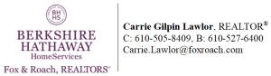 Carrie Lawlor, Realtor