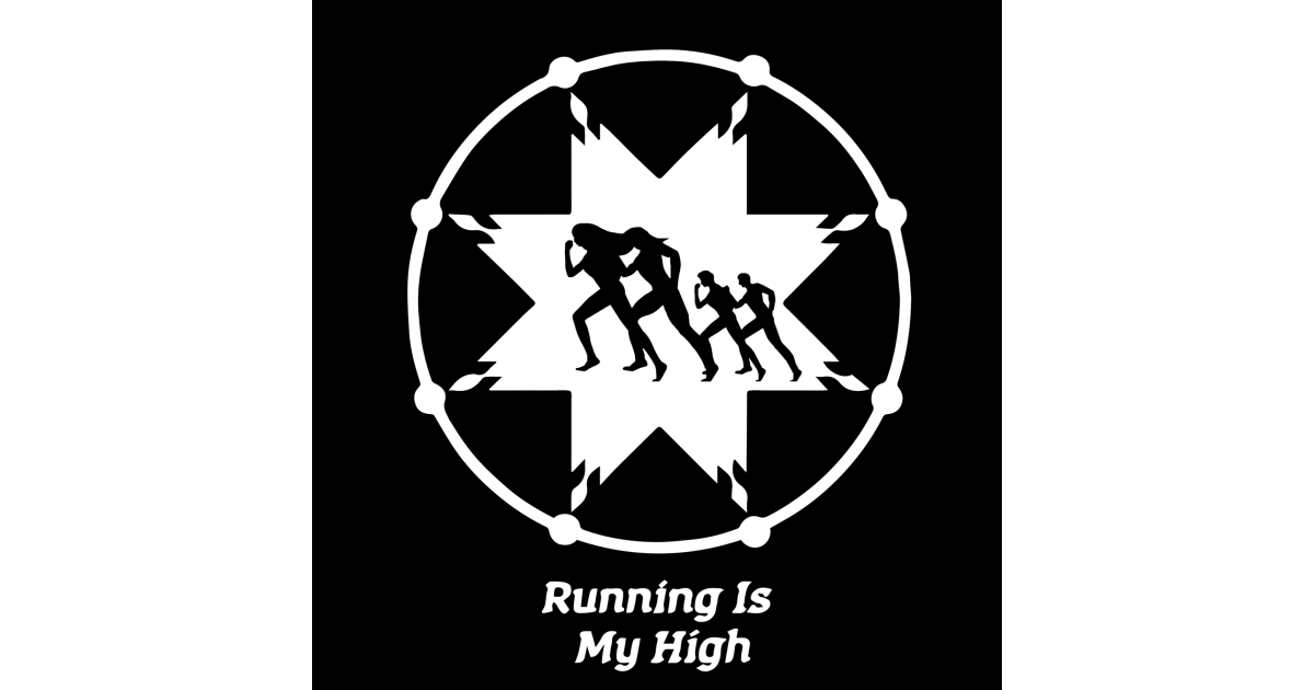 running is my high 2019 results Nordic Symbols and Art