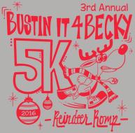 Bustin it 4 Becky 5k Fun Run/Walk!