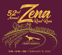 52nd Annual Zena Road Runs