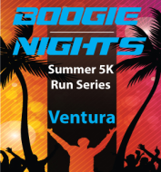 Boogie Nights Summer Run Series - Ventura