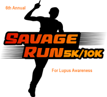 Savage Run 5k/10k for Lupus Awareness (Virtual)