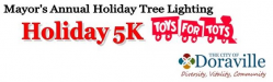 Holiday 5K Toys for Tots - CANCELLED