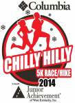 Columbia Chilly Hilly Trail 5K