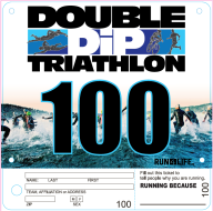 Double Dip Sprint Triathlon 2018