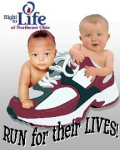 RUN for their LIVES!