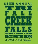 Tri Fall Creek Falls Endurance Distance, Olympic & Calfkiller Sprint Triathlons