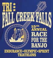 Fall Creek Falls Half Iron, Olympic & Calfkiller Sprint Triathlons
