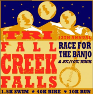 Tri Fall Creek Falls Endurance Distance, Olympic & Calfkiller Sprint Triathlons