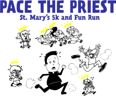 St. Mary's Pace the Priest 5K