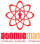 Atomic Man Triathlon - Half Iron Distance 2016
