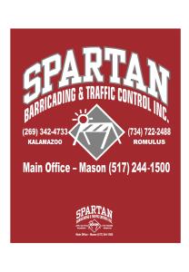 Spartan Barricade