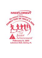 8th Annual Junior Achievement Valentines Day 5K Walk / Run
