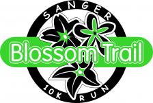 Sanger Blossom Trail 10k Run