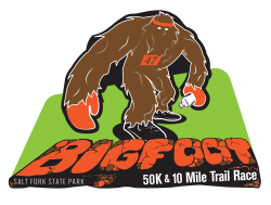 Bigfoot 50K, 20 and 10 Miler