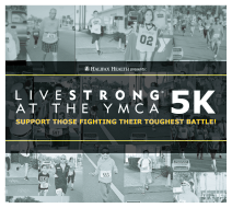 Port Orange LIVESTRONG at the YMCA 5k