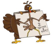 Tim's Turkey Trot 5 Mile Run/Walk