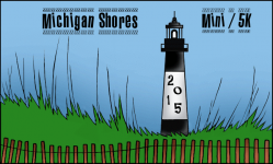 Michigan Shores Mini or 5k run