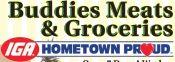 Buddies Meats & Groceries - IGA