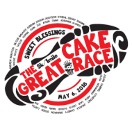 The Great Cake Race 5K/1M, May 6th, 4pm, Keeneland's Keene Barn.